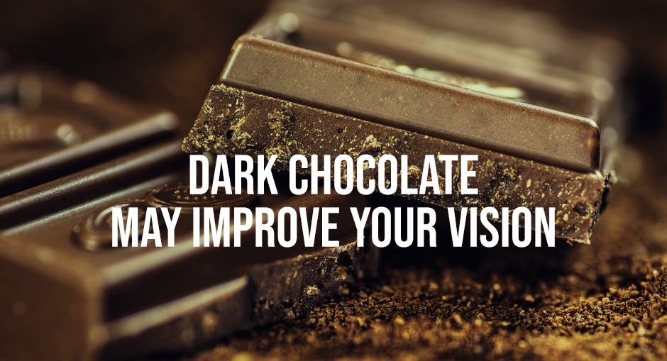 Eyesight News: Dark Chocolate May Improve Your Vision