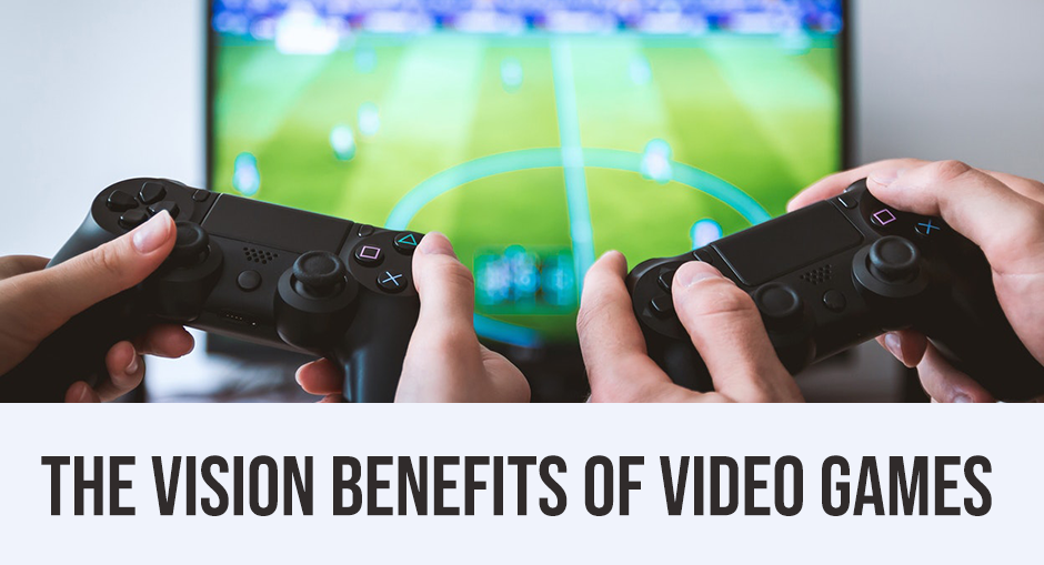 Game On! The Vision Benefits of Video Games