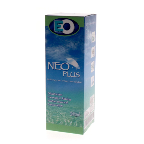 Neo Plus Multi-purpose Contact Lens Solution 360ml for sale